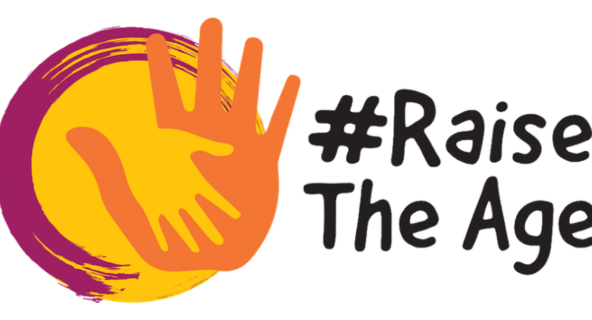 picture of Raise the Age logo