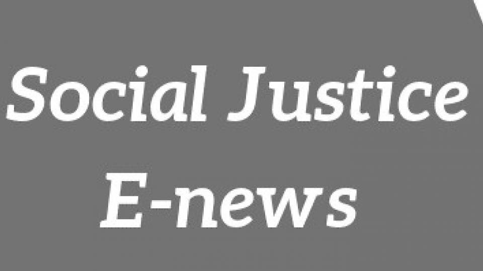 Picture of Social Justice E News