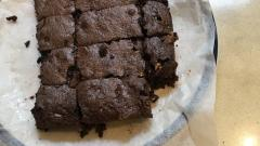 picture of brownies